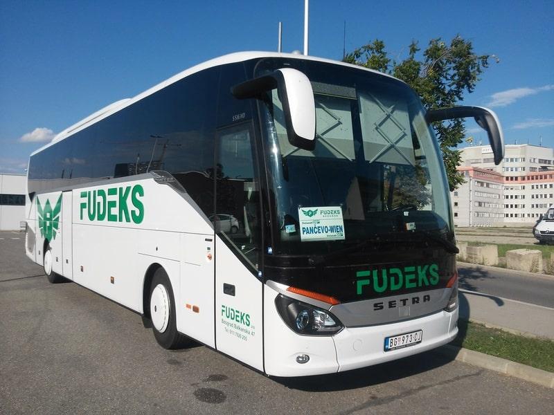 Fudeks Belgrade Serbia